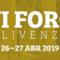 VI foro senior en Olivenza. 26 y 27 de Abril